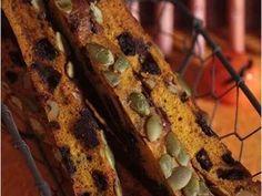 自家製酵母で南瓜ビスコッティの画像