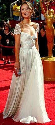 Olivia Wilde. This dress drove me wild (aren't I clever? :p)