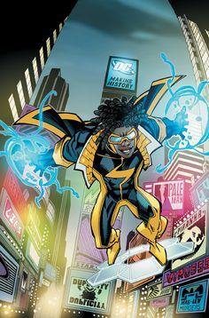"Saturday Morning Cartoon: Static Shock in ""Junior"" http://superpoweredfiction.com/2014/02/22/saturday-morning-cartoon-static-shock-junior/"