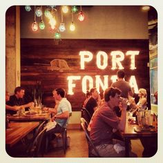 """Port Fonda - Westport, Recently named one of the """"29 Places We're Dying to See"""" by Refinery 29    http://m.refinery29.com/travel-destinations?"""