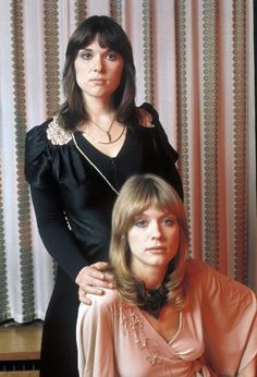 Ann & Nancy Wilson of Heart