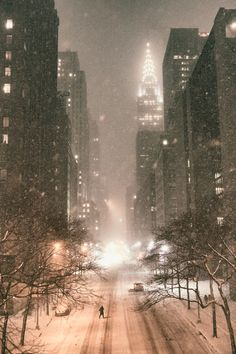 nyc Snowstormbynythroughthelens