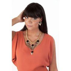Renaissance, Jewelry, Fashion, Licence Plates, Necklaces, Moda, Jewlery, Jewerly, Fashion Styles