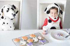 Baking with kids- The best Halloween sugar cookies.