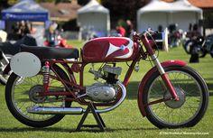 1956 Maserati 125 GTS Motorcycle