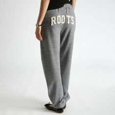 Roots Original Sweat Pants $64.00 I need to get myself a pair of these