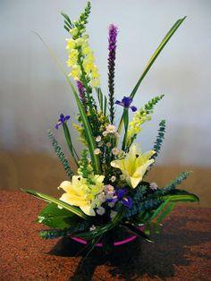 Spring+Floral+Arrangements | Spring Arrangements