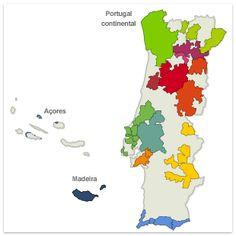Mapa Da Cidade De Lisboa Portugal MAPS Pinterest Portugal - Portugal estremadura map