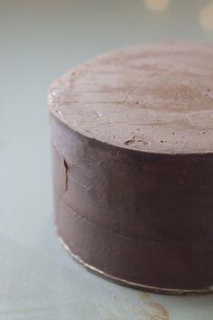 Objetivo: Cupcake Perfecto.: Tutorial: Cómo lograr bordes rectos en las tartas de fondant