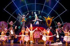 Бродвейский мюзикл Красавица И Чудовище в Аликанте