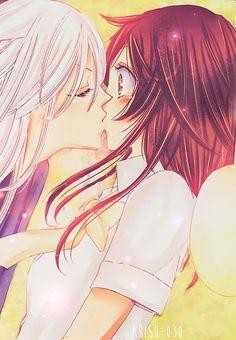 Tomoe and Nanami Kamisama Kiss, Manga Love, Anime Love, Tomoe And Nanami, Manga Romance, Hotarubi No Mori, M Anime, Anime Art, Satsuriku No Tenshi
