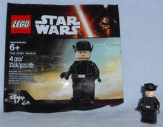 Found today at my local Toys 'R Us: Lego Star Wars 5004407 - First Order General