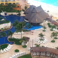 Cancun, Fiesta Americana Condesa...Where we spent out honeymoon.
