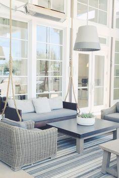 The Carneros Inn Outdoor Rooms, Outdoor Dining, Outdoor Furniture Sets, Outdoor Decor, Gazebo, Pergola, Cabana, Fresco, Ideas Terraza
