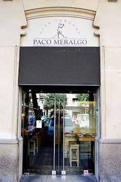 Paco Meralgo - Barcelona