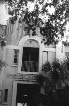 Front Entrance Cove Hotel Panama City