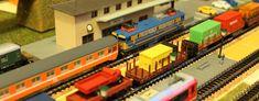Blog de Modelismo Ferroviario - ModellBahn Trains