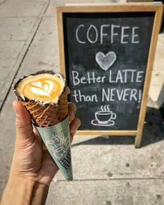 Perfect coffee treat for a sunny day . Shop Barista Tools link in Bio. Discount code: Use to get featured . Coffee Latte Art, Coffee Geek, Coffee Spoon, Coffee Is Life, I Love Coffee, Coffee Cafe, My Coffee, Coffee Barista, Coffee Lovers