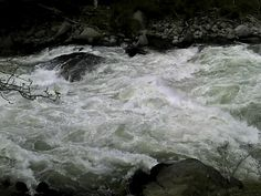 some old footage from an old phone, i think this is the skykomish river, when it…