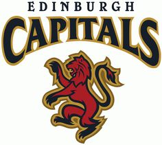 Edinburgh  Capitals Primary Logo (2009) -