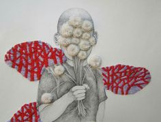 'Just hiding' - Astrid Polman