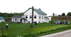 Amish Home ~ Sarah's Country Kitchen ~