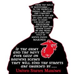I'm Navy, but still love this!