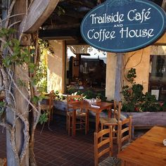 Trailside Cafe and Coffee House in Monterey - post Big Sur brunch & beer