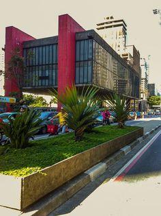 MASP - Museu de Arte Moderna de São Paulo