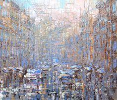 Из серии «Городские дожди» № 219