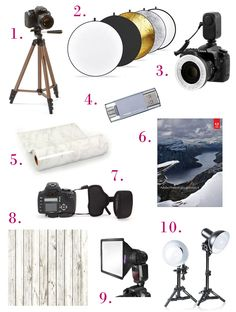 10 Blog Photography Must Haves to Buy on Amazon