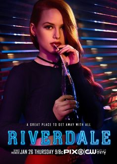 Cheryl_Madelaine Petsch_RiverdaleYou can find The cw and more on our website. Riverdale Tv Show, Riverdale Poster, Riverdale 2017, Kj Apa Riverdale, Riverdale Archie, Riverdale Aesthetic, Riverdale Memes, Riverdale Netflix, Backgrounds