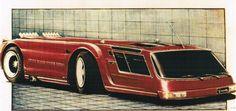 """Das Cab-Under als Sportmodell """"Racer""""."""