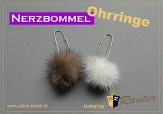 nerz ohrringe Crochet Earrings, Jewelry, Mink, Corporate Gifts, Diamond Shapes, Earrings, Clothes, Jewels, Schmuck