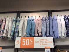 Men's shirts | Old Navy (As seen May 17, 2016)