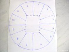 Σχέδιο διπλώματος για τετράγωνο ταψί