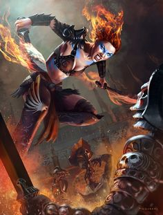 Death From Above - A gallery-quality illustration art print by Hugh Pindur for sale.