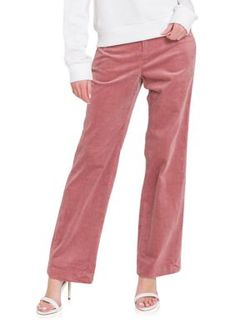 Endless Rose Women's Corduroy Wide Leg Pants. Flaunt a flattering work-to-play silhouette in these high-waist corduroy pants from Endless Rose that are designed with perfectly wide legs. Wide Leg Pants, Wide Legs, Great Cuts, Soft Pants, Pleated Pants, Pull On Pants, Corduroy Pants, Fashion Pants, Stylish