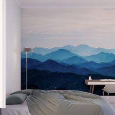 Self Adhesive Wallpaper Mountains