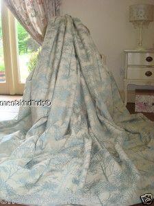 Songbird Duck Egg Curtains Dunelm Mill Expensive DIY - Laura ashley curtains purple