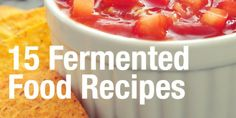 15 Fermented Food Recipes