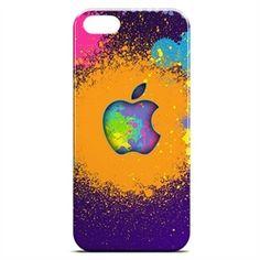 Capa Para Iphone 5c De Plástico - Arte | Apple