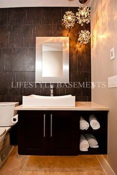 Basement Photos Bathroom Design,  This is awesome, nice and clean matches the rest of the house, and looks cool without going too different or breaking the bank.
