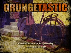 Grungetastic $0.99 Photography app for Grungy effects