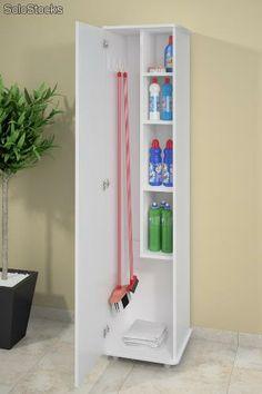 Disposição interna armário