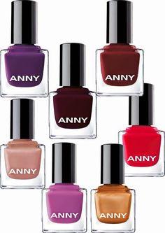 Brilhos da Moda: Novas Cores de Vernizes Anny