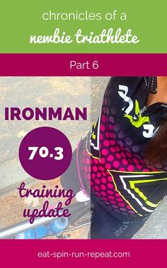 This 6th part of my triathlon training series is all about dealing with stress as a age group athlete, mental strategies for race day, and what a half Ironman taper week looks like.