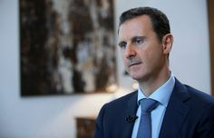 Assad Travels to Moscow to Discuss Syrian War With Putin - The New York Times