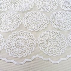 Width 47.24 inches lace fabricembroidered lace fabric by POPOLace