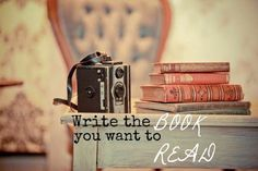 """""""If they won't write the kinds of books we want to read, we shall have to write them ourselves."""" – C.S. Lewis"""